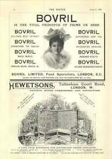 1896 Hewetsons Tottenham Court Road Destiny For Today Enos Fruit Salt