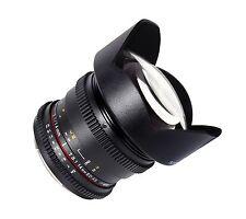 Samyang 14mm T3.1 Cine Wide Angle Lens for Sony Alpha E Mount