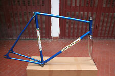 Frame track bike paletti Italy steel '80 italy