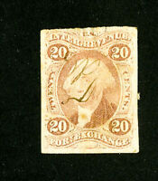 US Stamps # R41a VF Used Scott Value $95.00