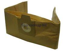 Passend für Kärcher T201 & T251 Staubsauger Papier Staub Tasche 5 Packung