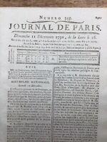 Amis des noirs 1791 Dupont de Nemours Esclavage Condorcet Roustan Haïti Colonie