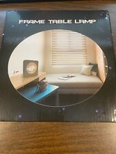 "T-Rex Frame Table Lamp 8"" X 8"""