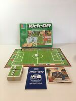VINTAGE ~ KICK OFF ~ FOOTBALL CARD GAME ~ MB GAMES 1981