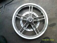 Yamah r125 YZF rueda delantera y disco