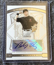 2009 Topps Bowman Sterling Bobby Borchering Auto Card