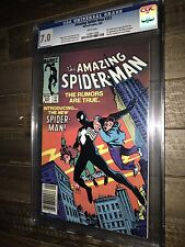 The Amazing Spider-Man #252 (May 1984, Marvel) CGC 7.0