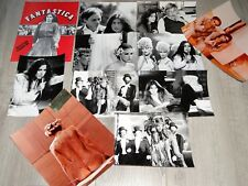 FANTASTICA carole laure Claudine Auger lewis furey  photos presse cinema 1979