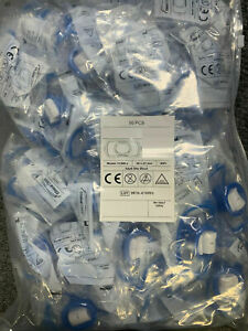 50X ADULT Bite Block Mouth Piece Guard w/ Strap for GI Endoscopy 60Fr, 20 x 27mm
