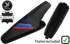 BLUE STITCH HANDBRAKE BOOT WITH PLASTIC FRAME FOR BMW E36 3 SERIES 91-99 M3