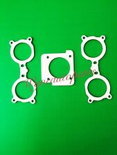 2xUpper Intake Manifold & 1xThrottle Body Thermal Gasket Fit WRX STi Forester XT