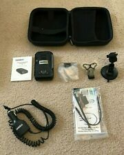 Used - UNIDEN R3 Radar/Laser Detector - Fully Functional - Extras Included