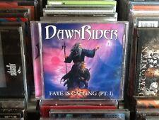 "DAWNRIDER (MAJESTY vocalist) ""Fate is Calling"" (CD) METAL"