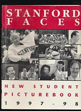 1997-98 STANFORD UNIVERSITY Faces New Student Picturebook Yearbook PALO ALTO CA
