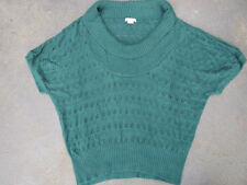 Acrylic Cowl Neck Hand-wash Only Medium Knit Jumpers & Cardigans for Women
