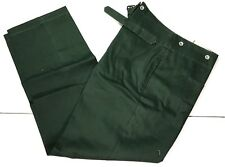 WWII GERMAN M40 M1940 HBT SUMMER TROUSERS PANTS- SMALL