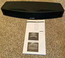 Bose VCS-10 Center Channel Speaker - Black FAST FREE SHIPPING !