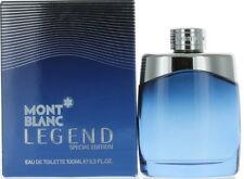 Legend by Mont Blanc for Men Sp. Edition EDT Cologne Spray 3.4 oz.-Shopworn NEW