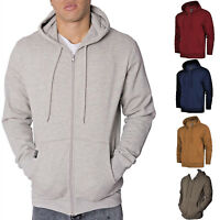 Mens Hoodies Zip Up Fleece Women Hoodie Jumper Sweatshirt All size S M L XL XXL