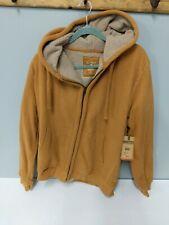Ruffhewn Xl Hooded Zipper Sherpa Tan