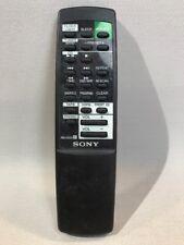 SONY RM-SG20 ,MANDO A DISTANCIA en condiciones de trabajo/mando a distancia