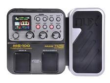 Nux Mg-100 Dispositif de Multi Effet pour Guitare avec Looper
