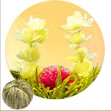 3pc Handmade Blooming Flower Tea Chinese Ball bloom flower herbal WL