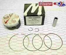 Yamaha YZF250 YZF 250 2005 - 2007 77 mm alésage WOSSNER Racing Piston Kit - 3 ring
