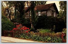 The Lola Montez Home at Grass Valley, California Postcard Unused