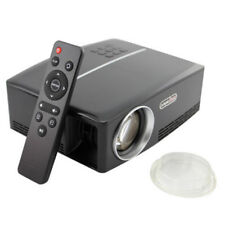 1080P Video Projector Video Home Cinema Theater Support VGA USB HDMI