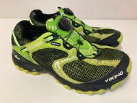 Viking Anaconda BOA Lace System 3 GTX Trail Run Shoes UK 7 1/2 Jog GoreTex EU 41