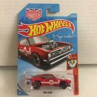 King Kuda #140 * RED * 2019 Hot Wheels Case F * G12
