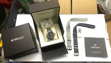 Tag Heuer Aquaracer 43MM Automatic WAY2010 BluShark Premier NATOs & Warranty!