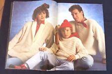 Passap Duomatic 80/Duomatic S  Magazine cahier de description pour 1er tricots