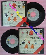 LP 45 7'' CHICCO CHICCA CHICCI ELI LETI & PEO Bimbo bambi bombo no cd mc dvd*
