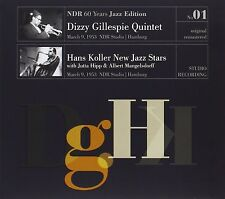 NDR 60 YEARS JAZZ EDITION VOL.1-NDR STUDIO,HAMBURG  CD NEU