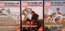 WM 1978 Klassikersammlung 3 DVDs Die deutschen Spiele Org Schweiz Austria Mexiko