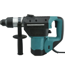 Hiltex 10513 1-1/2 Inch SDS Rotary Hammer Drill | Includes Demolition Bits, Flat