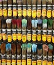 WILD BERRY INCENSE STICKS pk 30 FULL SIZE hand dipped 1 hr burn MIXED PACK