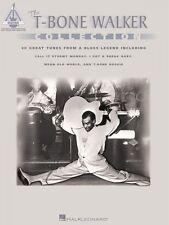 The T-Bone Walker Collection Sheet Music Guitar Tablature NEW 000690132