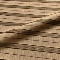 Deluxe Woven Stripe Upholstery Fabric by the Yard - 54""