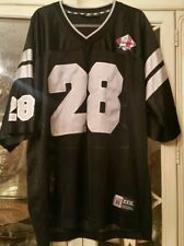 Delf Men's Black New York #28 Football Jersey - Size XXXL