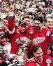 Steve Yzerman  Brendan Shanahan Red Wings Signed Autographed 8X10  Photo Reprint