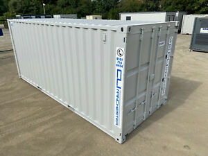 20ft x 8ft - Shipping Container | Steel Store | Storage Container | Lock Box