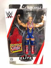 WWE WWF ELITE Colección KURT ángulo FIGURA MATTEL 2017