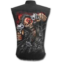 Spiral Direct 5FDP - ASSASSIN  - Licensed Worker Vest Five Finger Death Punch