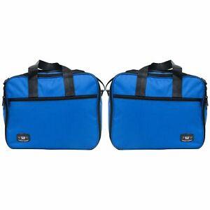 Pannier Liner Inner Luggage Bags to Fit GIVI Trekker 37/37LTR Outback Alu Cases