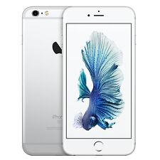 APPLE iPHONE 6 16GB RICONDIZIONATO GRADO A SILVER ORIGINALE RIGENERATO USATO