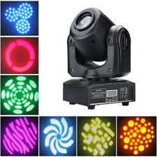 30W RGBW Beam LED Moving Head Stage Light DMX512 DJ Disco Party Effect Lighting