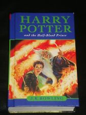 HARRY POTTER AND THE HALF-BLODD PRINCE by J.K. Rowling, PART 6 (HARD COVER)